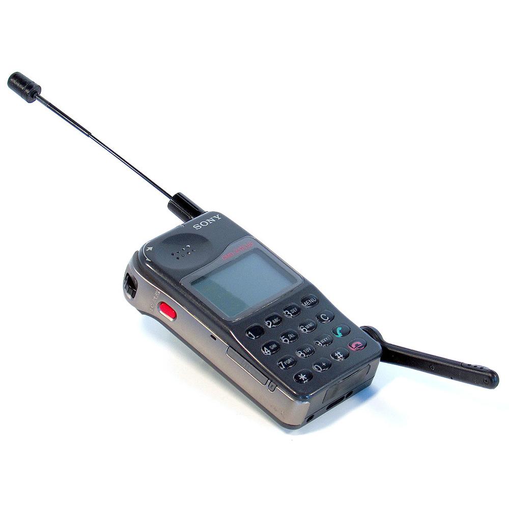 Original SONY CMD Z1 Mobile Phone