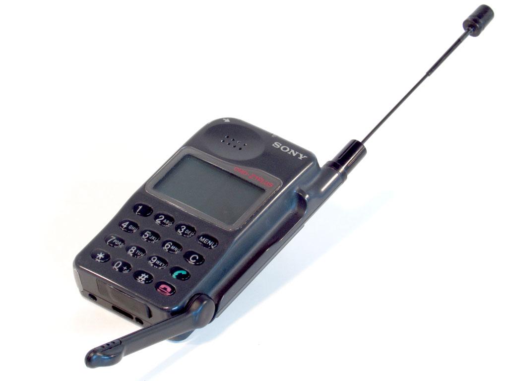 Original SONY CMD Z Handheld