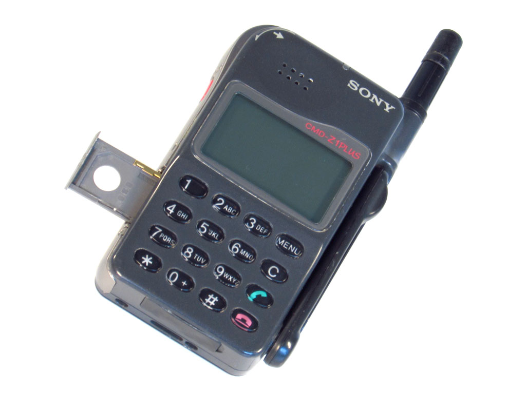 Original SONY CMD Z1 Handheld