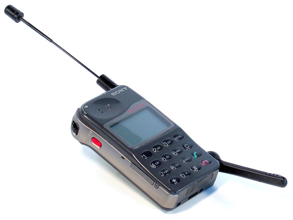 Original SONY CMD Z1 Handheld